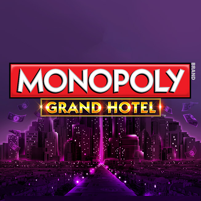 Play the Monopoly Grand Hotel slot at Bucky